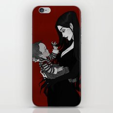 A Mother Most Macabre iPhone Skin