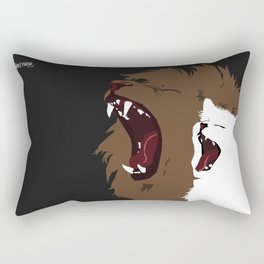 Baby, I'm a Lion! Rectangular Pillow