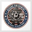 Second Amendment by politics