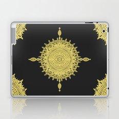 The Golden Sun Laptop & iPad Skin