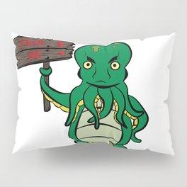 Cthulhu Monster Pillow Sham