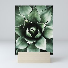 Agave Parryi (Tequila Agave) Mini Art Print