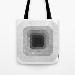 metal polygon Tote Bag