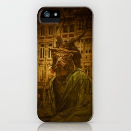 Belzebuth iPhone Case