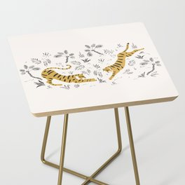 Tiger Dive Side Table