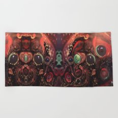 EYES OF THE UNIVERSE # 5 Beach Towel