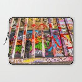 Leake Street Graffiti Artist  Laptop Sleeve