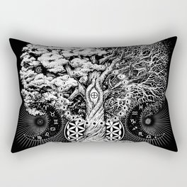 The Tree of Life Rectangular Pillow