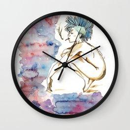 Punky Wall Clock