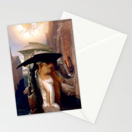 """Frederic Leighton """"Perseus and Andromeda"""" Stationery Cards"""