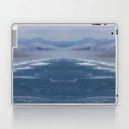 Kitesurfers Laptop & iPad Skin