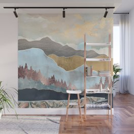 Winter Light Wall Mural