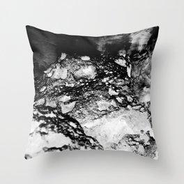 Bioluminescence. Throw Pillow