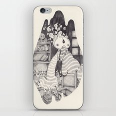 turbitus iPhone & iPod Skin