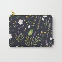 My Herbarium Carry-All Pouch