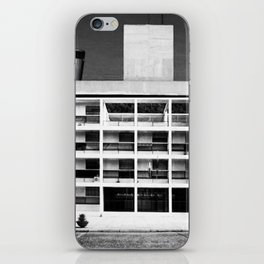 Architecture of Impossible_Como Le Corbusier iPhone Skin