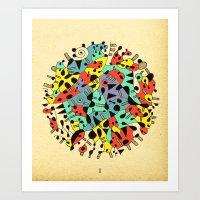 - age of the sun_02 - Art Print