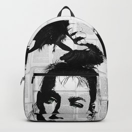 Can be bw Backpack