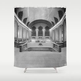 Main Concourse, Grand Central Terminal, New York Shower Curtain