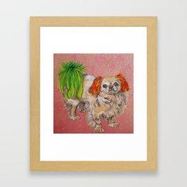 KITSCH #1 Framed Art Print