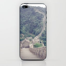 Great Wall of China iPhone Skin