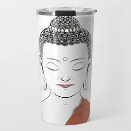 Life of Buddha Travel Mug