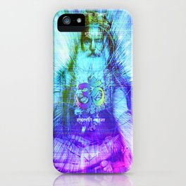 saddhu iPhone Case