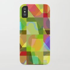 Colorful Truth. Shuffle 1 iPhone X Slim Case