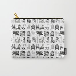 HAVE A SEAT! Carry-All Pouch