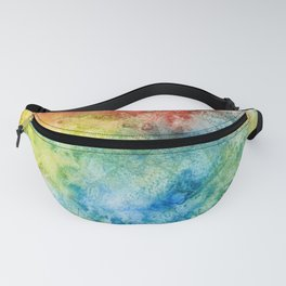 as the sun sets, i ponder  Fanny Pack