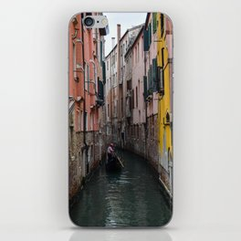 Venice Gondola iPhone Skin