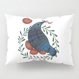 Early Bird Pillow Sham