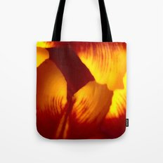 Abstract - Tulip Tote Bag