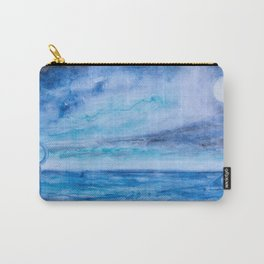 Sharks in love meeting Carry-All Pouch