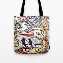 Artic Spirit Helpers Tote Bag