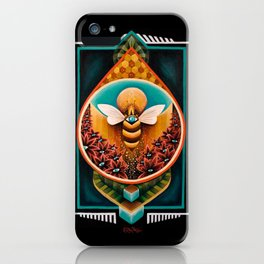 Path of the Pollen iPhone Case