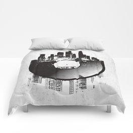 Urban Vinyl Comforters