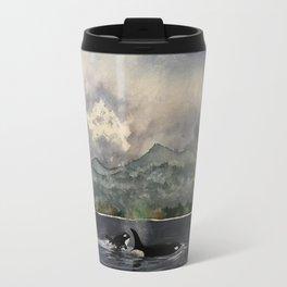 I'm your friend, right? Travel Mug