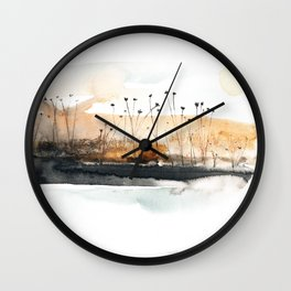 Release to Slumber Wall Clock