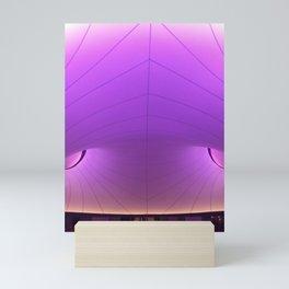 Glowing Installation Mini Art Print