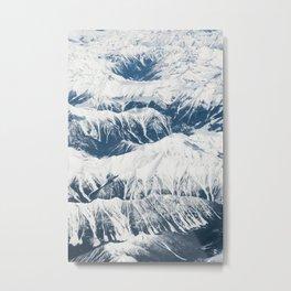 Climb. Metal Print