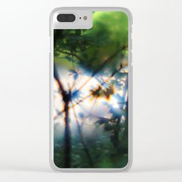 Light2 Clear iPhone Case