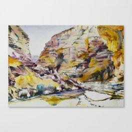 Mountains 2 Canvas Print