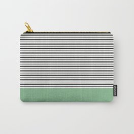 Sailor Stripes Carry-All Pouch