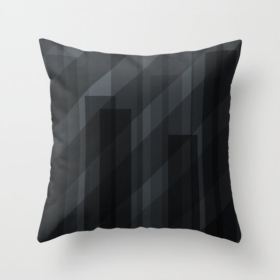 Cty Throw Pillow