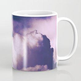 Violet Clouds Coffee Mug