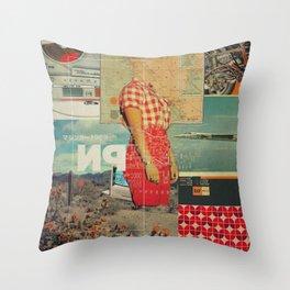 NP1969 Throw Pillow