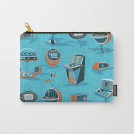 SPACE AGE HIFI Carry-All Pouch