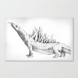 Komodo Canvas Print