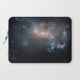 Starburst - Captured by Hubble Telescope Laptop Sleeve